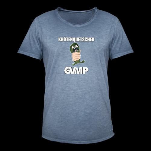 Krötenquetscher - Männer Vintage T-Shirt