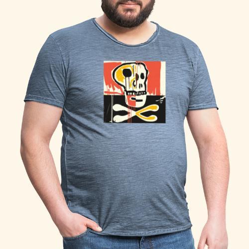 Memento - T-shirt vintage Homme