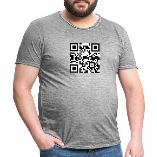 Geek squad - Men's Vintage T-Shirt