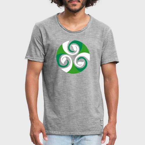 Triskelectif - T-shirt vintage Homme