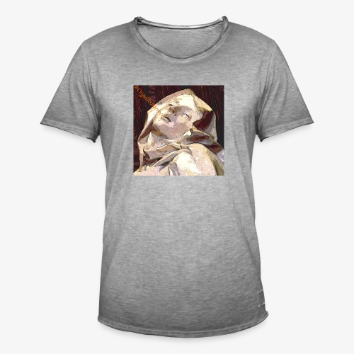 #OrgulloBarroco Teresa - Camiseta vintage hombre