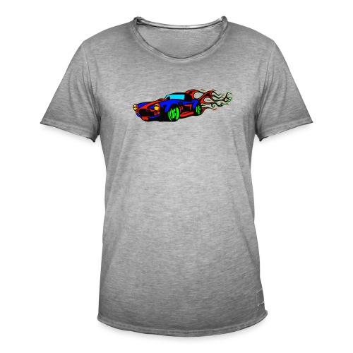auto fahrzeug tuning - Männer Vintage T-Shirt