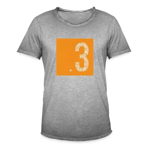 No.3 - Vintage-T-shirt herr