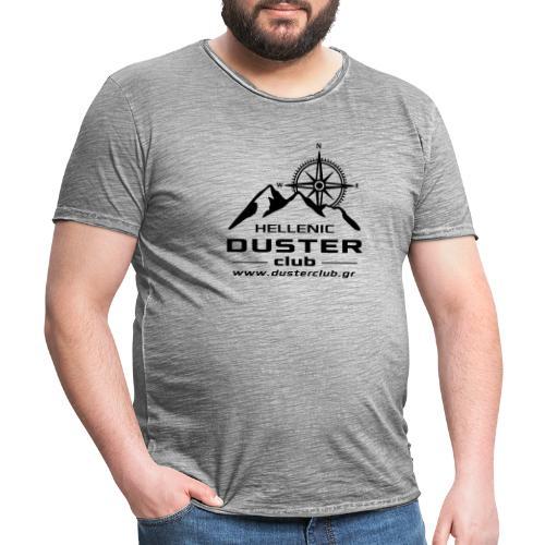 DUSTER TELIKO bw2 - Men's Vintage T-Shirt