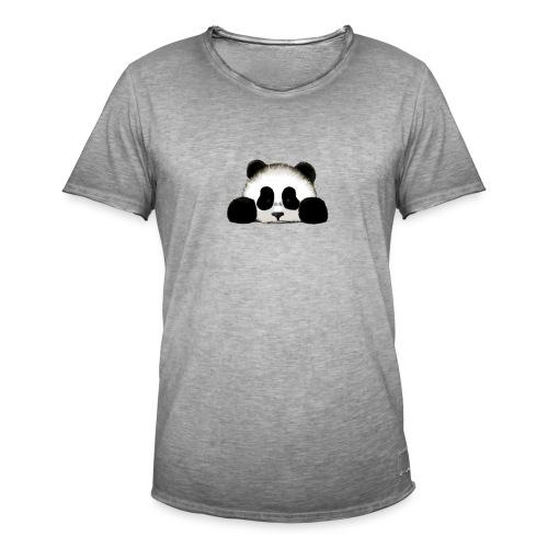 panda - Men's Vintage T-Shirt
