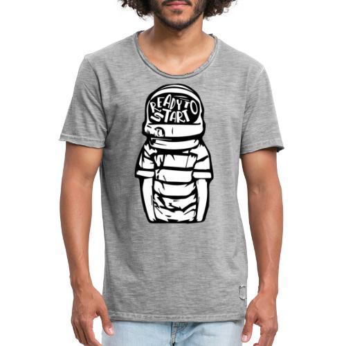 CASCO - Maglietta vintage da uomo