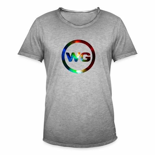 wout games - Mannen Vintage T-shirt
