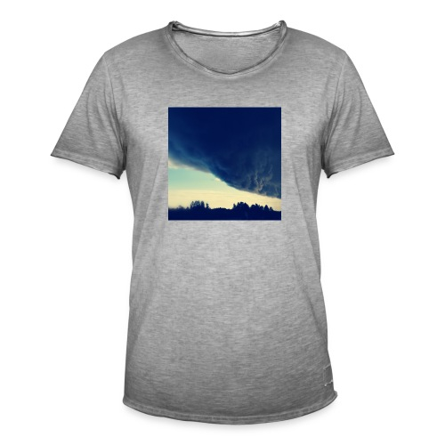 Be The Storm - Miesten vintage t-paita