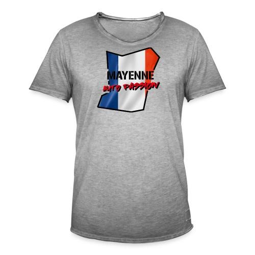 Mayenne Auto Passion FRA - T-shirt vintage Homme