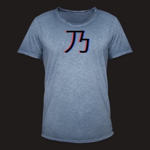 3D Logo - Herre vintage T-shirt