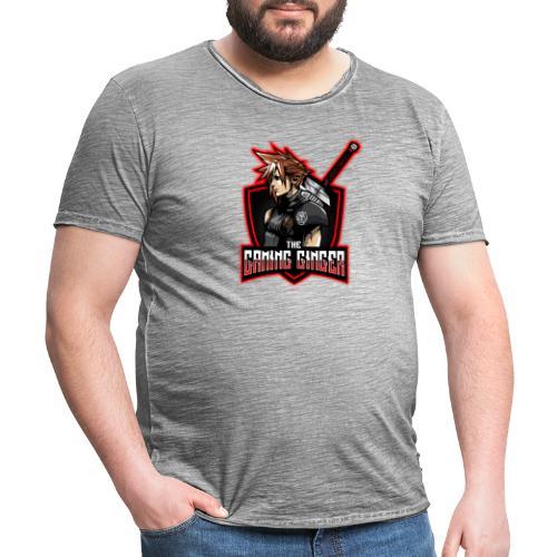 The Ginger - Männer Vintage T-Shirt