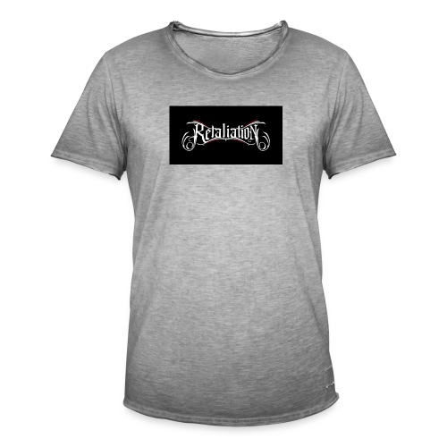 retaliation - Männer Vintage T-Shirt