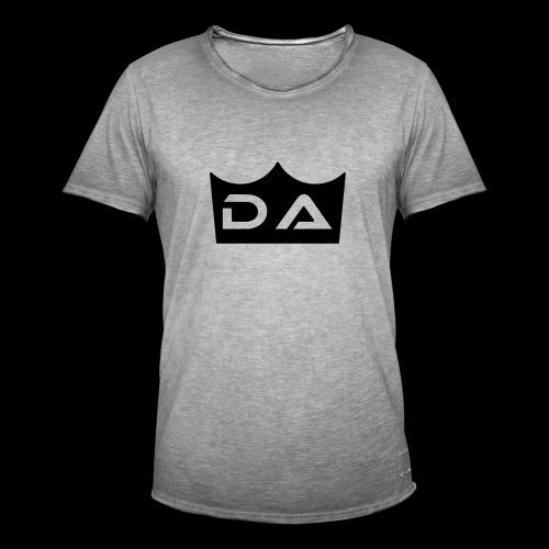 DA Crown - Men's Vintage T-Shirt