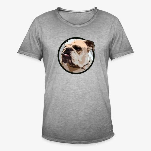 Bulldog - Men's Vintage T-Shirt