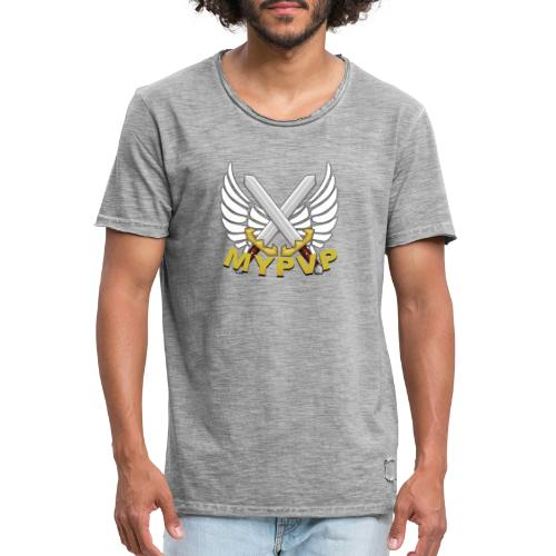 MyPvP - Männer Vintage T-Shirt