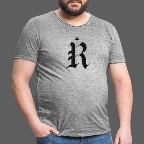 Old P - Männer Vintage T-Shirt