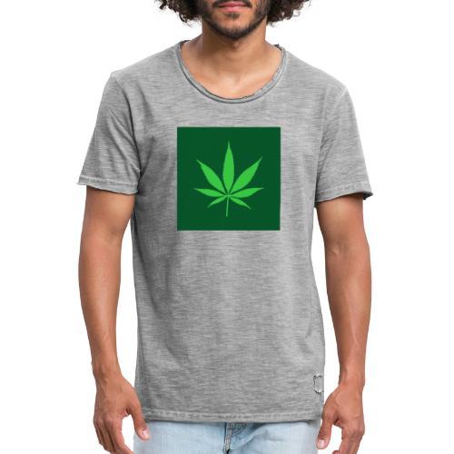 Hemp CBD - Men's Vintage T-Shirt