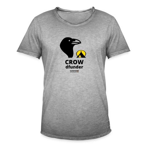 CROWdfunder2020 - Männer Vintage T-Shirt