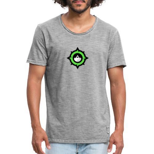 Olympos main no text - Männer Vintage T-Shirt