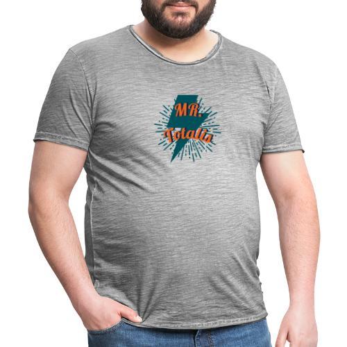 Esempio Logo o Stampa! - Maglietta vintage da uomo