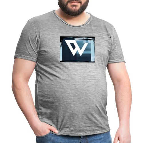 C3B1775B 6BE4 4476 98C6 767EEAAEFFC5 - Mannen Vintage T-shirt