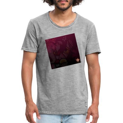 Elephant King - Men's Vintage T-Shirt