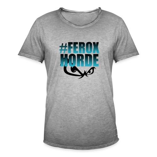 tshirtferxohorde - Männer Vintage T-Shirt