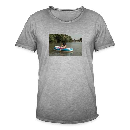 Wir stammen vom Affen ab - Männer Vintage T-Shirt