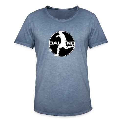Balling - Mannen Vintage T-shirt
