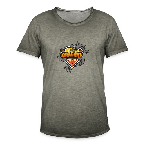 Dragon - T-shirt vintage Homme