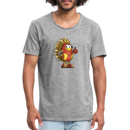 Raunok - T-shirt vintage Homme