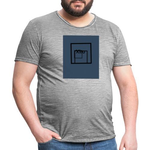 nouveau model de Xiro - T-shirt vintage Homme