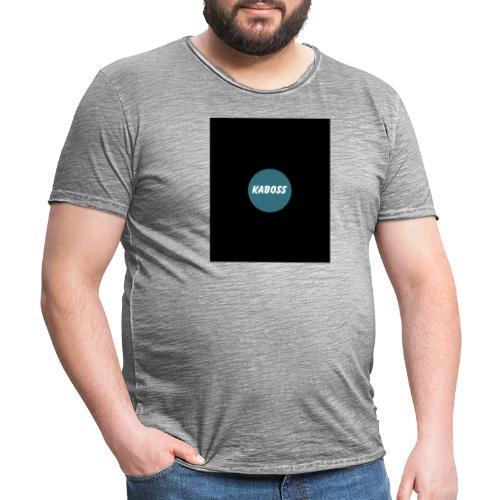 F9022F14 6A88 49CD 9526 52BA1D4681C9 - Männer Vintage T-Shirt