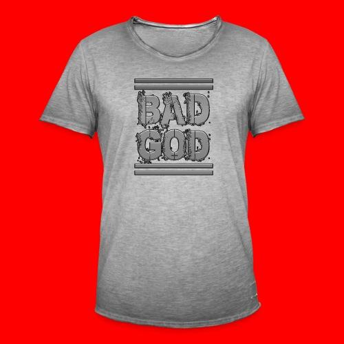BadGod - Men's Vintage T-Shirt