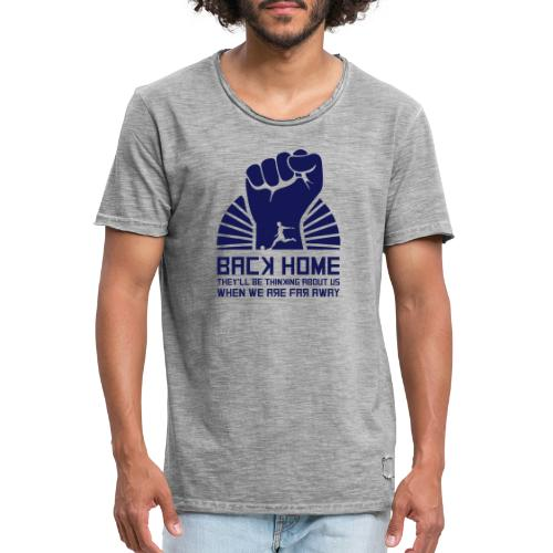 Back Home - Men's Vintage T-Shirt