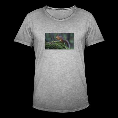 4335708 - Vintage-T-skjorte for menn