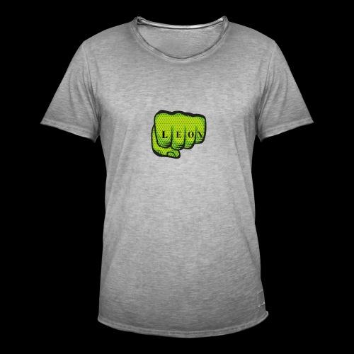 Leon Fist Merchandise - Men's Vintage T-Shirt