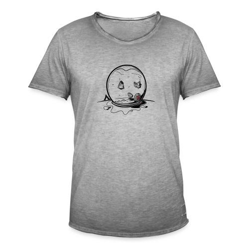 Maison de pot de poisson - T-shirt vintage Homme