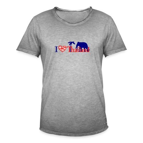 I love Thailand - Men's Vintage T-Shirt