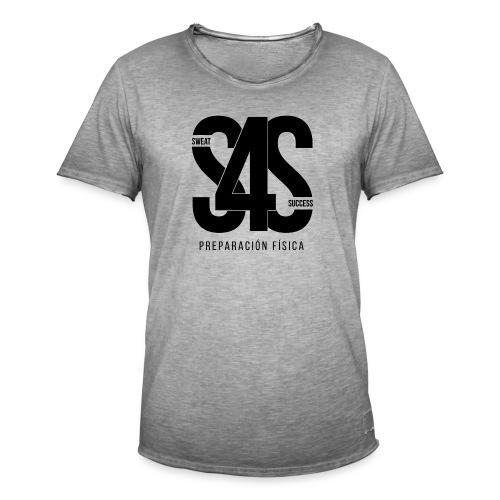 Logo Iniciales Sweat4Success - Camiseta vintage hombre