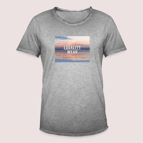 Mountain Equality Edition - Men's Vintage T-Shirt