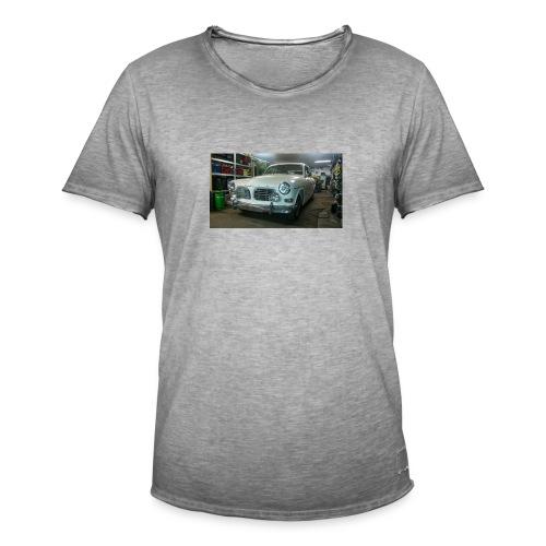 p120 alter schwede - Männer Vintage T-Shirt