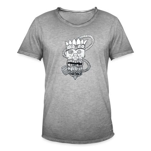 SteamTiki - T-shirt vintage Homme