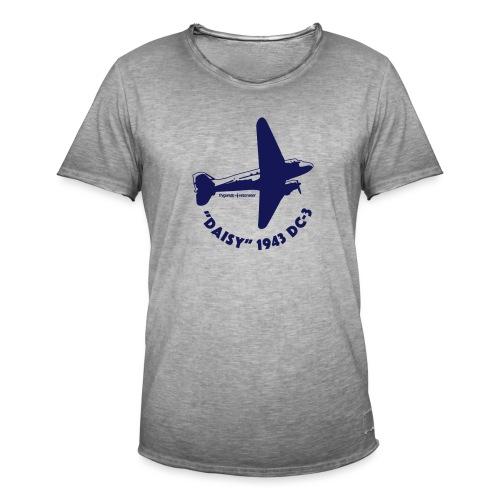 Daisy Flyover 1 - Vintage-T-shirt herr
