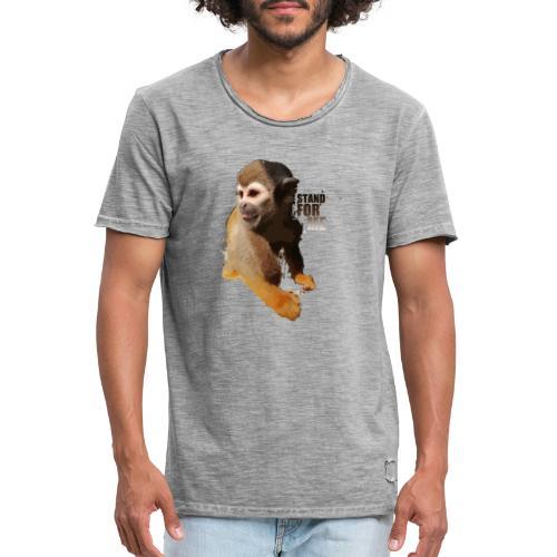 Stand for me - Men's Vintage T-Shirt