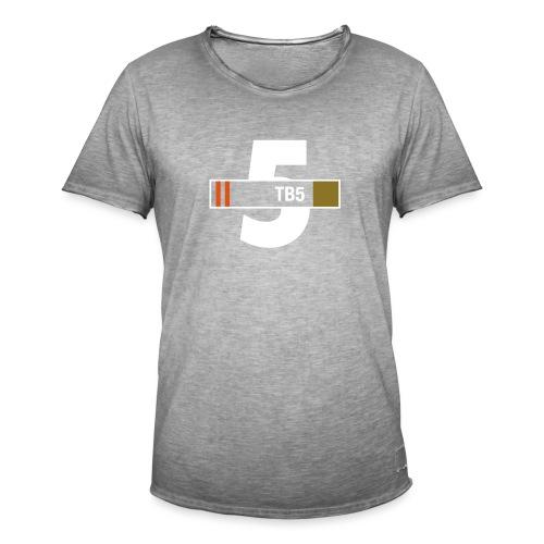 Thunderbird 5 - Men's Vintage T-Shirt