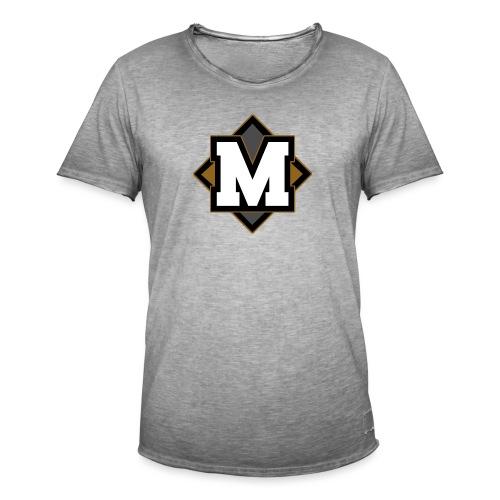 Metus Community - Vintage-T-shirt herr