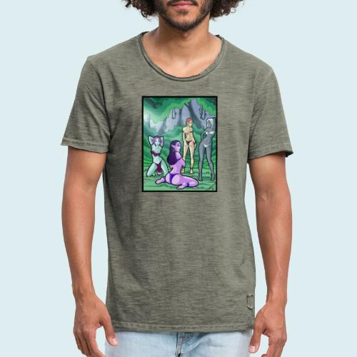 fairies - Maglietta vintage da uomo
