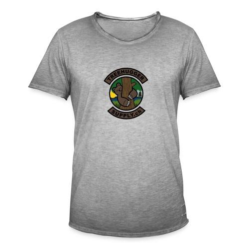 Treehuggersupply Classic - Männer Vintage T-Shirt