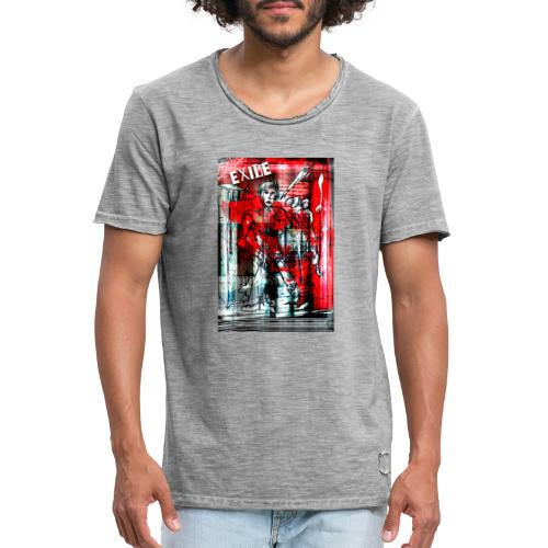 exile - T-shirt vintage Homme